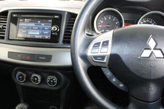 2013 Mitsubishi Lancer CJ MY13 ES Grey 5 Speed Manual Sedan