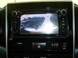 2017 Toyota Landcruiser VDJ200R GXL Brown 6 Speed Sports Automatic Wagon