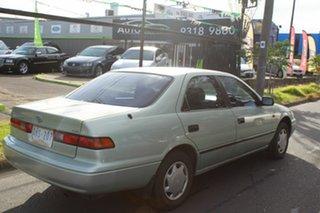 2000 Toyota Camry SXV20R CSi Green 4 Speed Automatic Sedan