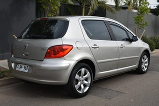 2006 Peugeot 307 T6 XSE Silver 4 Speed Sports Automatic Hatchback