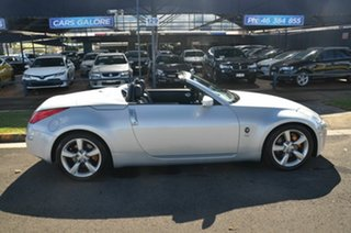 2006 Nissan 350Z Z33 MY06 Upgrade Roadster Track Silver 6 Speed Manual Convertible