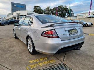 2013 Ford Falcon FG MkII XR6 Silver 6 Speed Sports Automatic Sedan