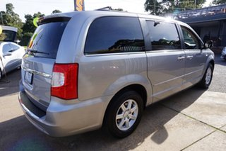 2013 Chrysler Grand Voyager RT 5th Gen MY13 LX Billet Silver 6 Speed Automatic Wagon