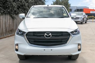 2021 Mazda BT-50 TFS40J XT Ice White 6 Speed Sports Automatic Cab Chassis
