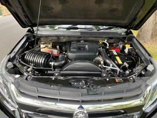 2017 Holden Colorado RG MY18 LTZ Pickup Crew Cab Black 6 Speed Sports Automatic Utility.