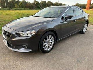 2017 Mazda 6 GL Series Sport Grey Sports Automatic Sedan.