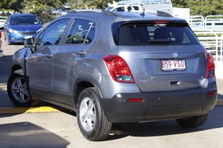 2014 Holden Trax TJ MY15 LS Grey 6 Speed Automatic Wagon.