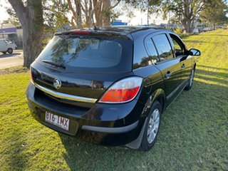 2005 Holden Astra AH MY05 CD Grey 4 Speed Automatic Hatchback