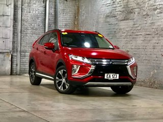 2018 Mitsubishi Eclipse Cross YA MY18 LS 2WD Red 8 Speed Constant Variable Wagon.