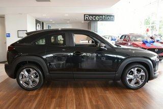 2021 Mazda MX-30 Jet Black Wagon.
