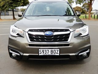 2016 Subaru Forester S4 MY17 2.5i-S CVT AWD Bronze 6 Speed Constant Variable Wagon.