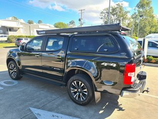 2017 Holden Colorado RG MY18 Storm Pickup Crew Cab Black 6 Speed Sports Automatic Utility