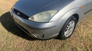 2004 Ford Focus LR CL Silver 4 Speed Automatic Sedan.