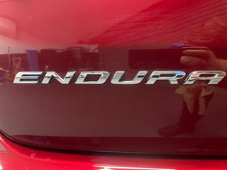 2018 Ford Endura CA 2019MY Titanium Ruby Red 8 Speed Sports Automatic Wagon
