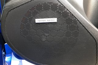 2017 Subaru WRX V1 MY18 STI AWD Premium Blue 6 Speed Manual Sedan