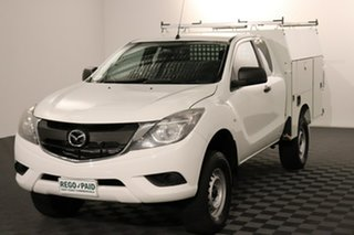2017 Mazda BT-50 UR0YG1 XT Freestyle 6 speed Automatic Cab Chassis.