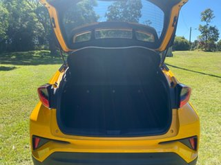 2017 Toyota C-HR NGX50R Koba (AWD) Hornet Yellow Continuous Variable Wagon