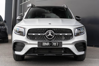 2021 Mercedes-Benz GLB-Class X247 801+051MY GLB200 DCT Iridium Silver 7 Speed.