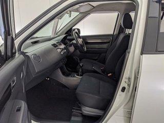 2010 Suzuki Swift RS415 GLX White 5 Speed Manual Hatchback