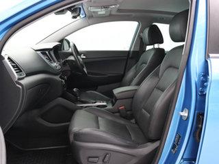 2016 Hyundai Tucson TLE Highlander (AWD) Blue 7 Speed Auto Dual Clutch Wagon