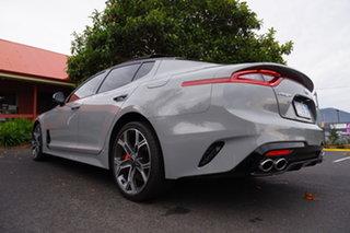2019 Kia Stinger CK MY19 GT Fastback Grey 8 Speed Sports Automatic Sedan