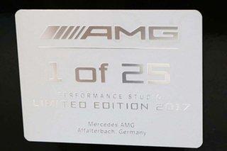 2016 Mercedes-Benz C-Class W205 807MY C63 AMG SPEEDSHIFT MCT S Obsidian Black 7 Speed
