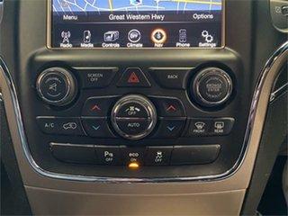 2014 Jeep Grand Cherokee WK Limited Black Sports Automatic Wagon