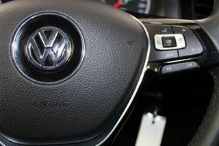 2018 Volkswagen Polo AW MY19 85TSI DSG Comfortline Orange 7 Speed Sports Automatic Dual Clutch