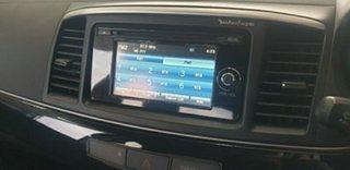 2013 Mitsubishi Lancer CJ MY13 VR-X Red 6 Speed Constant Variable Sedan