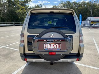 2008 Mitsubishi Pajero NS VR-X LWB (4x4) 25th Ann Gold 5 Speed Auto Sports Mode Wagon