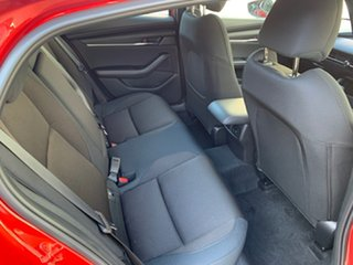 2021 Mazda 3 BP2HLA G25 SKYACTIV-Drive Evolve Soul Red Crystal 6 Speed Sports Automatic Hatchback