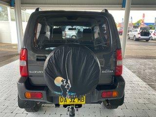 2014 Suzuki Jimny Sierra Quasar Grey Automatic Hardtop