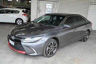 2017 Toyota Camry ASV50R Atara SX Graphite 6 Speed Sports Automatic Sedan