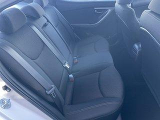 2013 Hyundai Elantra MD3 Active 6 Speed Sports Automatic Sedan