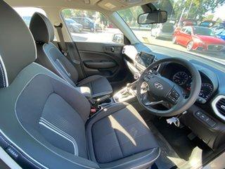 2021 Hyundai Venue QX.V3 MY21 Elite (Sunroof) The Denim 6 Speed Automatic Wagon