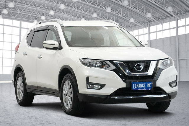 Used Nissan X-Trail T32 Series II ST-L X-tronic 2WD Victoria Park, 2018 Nissan X-Trail T32 Series II ST-L X-tronic 2WD White 7 Speed Constant Variable Wagon