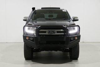 2015 Ford Everest UA Titanium Grey 6 Speed Automatic SUV.