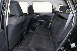 2013 Honda CR-V RM VTi 4WD Black 5 Speed Automatic Wagon