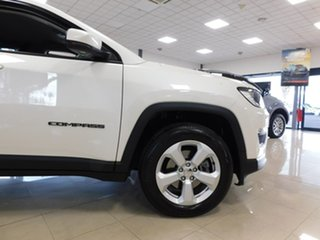 2018 Jeep Compass M6 MY18 Sport FWD White 6 Speed Automatic Wagon