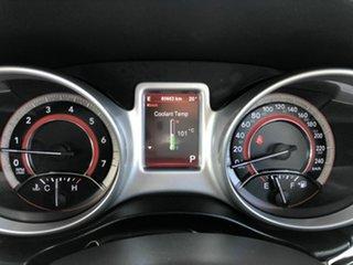 2012 Dodge Journey JC MY13 SXT Red 6 Speed Automatic Wagon