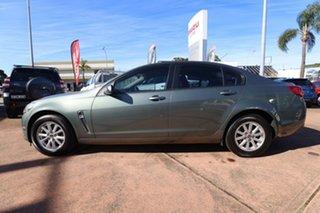 2013 Holden Commodore VF Evoke (LPG) Grey 6 Speed Automatic Sedan