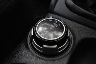 2016 Mitsubishi Triton MQ MY16 GLX White 6 Speed Manual Cab Chassis