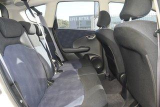 2012 Honda Jazz GE MY12 VTi Silver 5 Speed Manual Hatchback