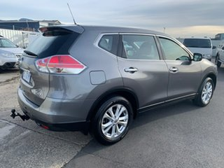 2015 Nissan X-Trail T32 ST X-tronic 2WD Grey 7 Speed Constant Variable Wagon.