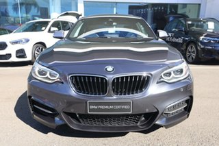 2016 BMW M240i F22 MY17 Sport Line Mineral Grey 8 Speed Automatic Coupe
