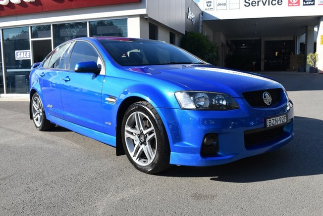 Used Holden Commodore VE II SS Gosford, 2011 Holden Commodore VE II SS Blue 6 Speed Sports Automatic Sedan