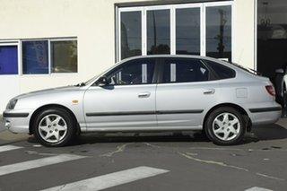 2004 Hyundai Elantra XD MY04 Silver 4 Speed Automatic Sedan