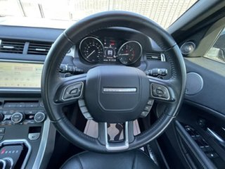 2017 Land Rover Range Rover Evoque L538 MY18 TD4 180 HSE Black 9 Speed Sports Automatic Wagon