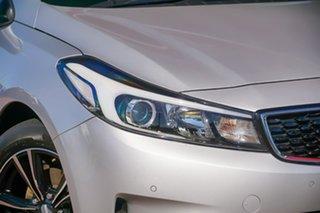 2017 Kia Cerato YD MY17 S Silver 6 Speed Sports Automatic Sedan.
