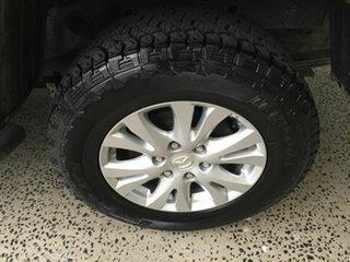 2013 Mazda BT-50 MY13 XT (4x4) Blue 6 Speed Manual Dual Cab Utility